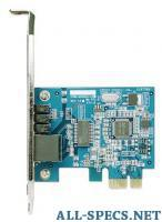 Intellinet (522533) Gigabit PCI-E Network Card