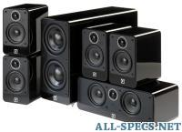 Q Acoustics 2000i Series 5.1 Cinema Pack
